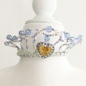 Disney Cinderella Crown Tiara Hair Accessory
